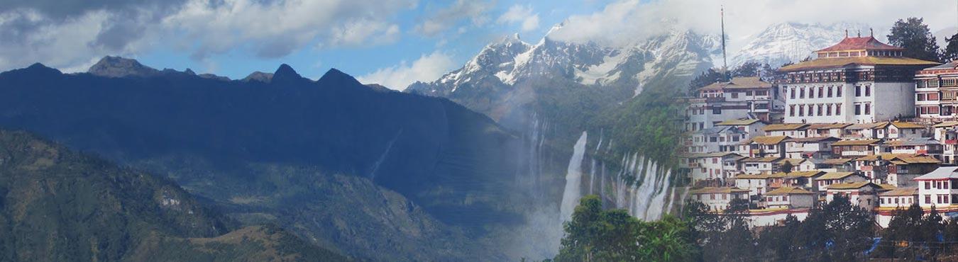 Assam Meghalaya and Arunachal Pradesh 1