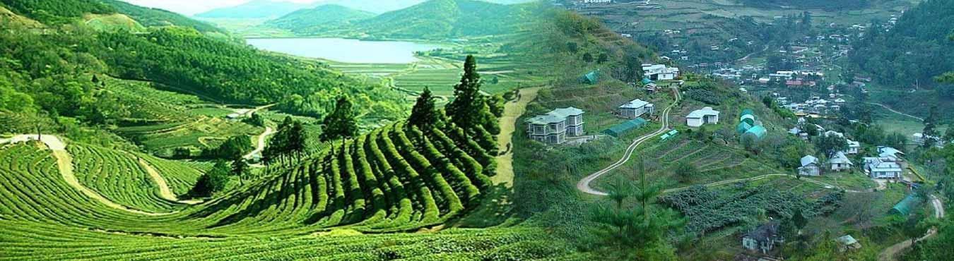 Assam Meghalaya and Arunachal Pradesh 2