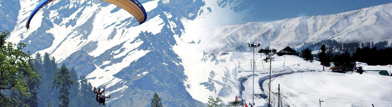 Best of Shimla Manali with Chandigarh tour