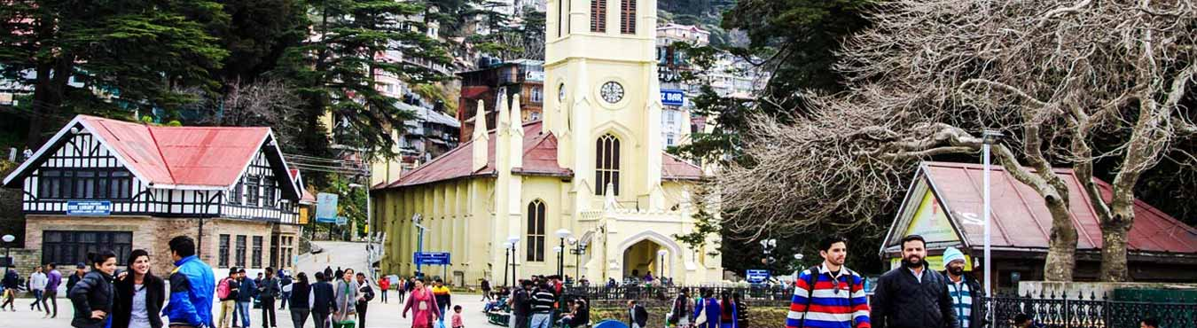 Best of Shimla Manali with Chandigarh