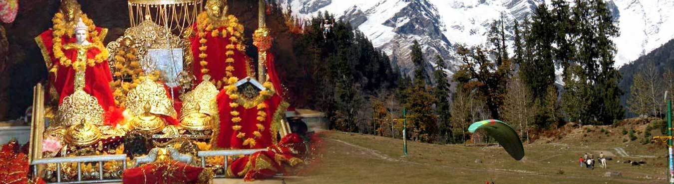 Comprehensive Himachal with Vaishno Devi