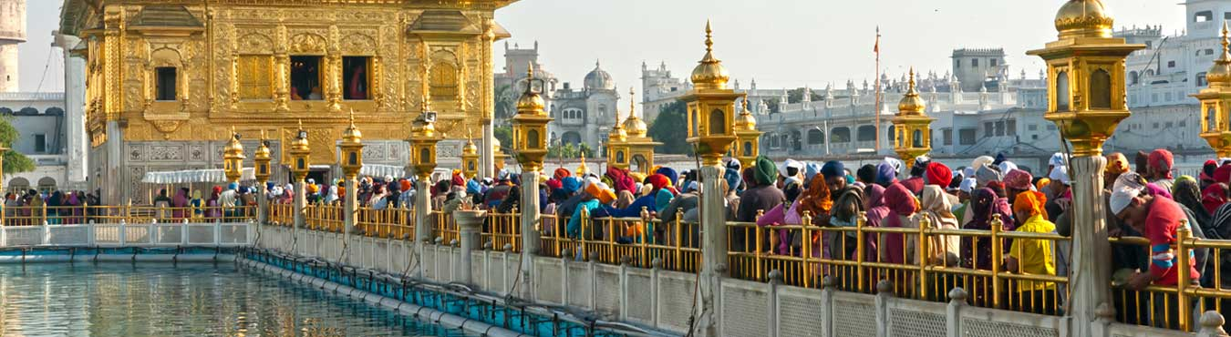 Discover Himachal with Golden Temple