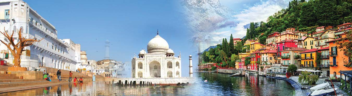 Golden Triangle with Lakes Packages