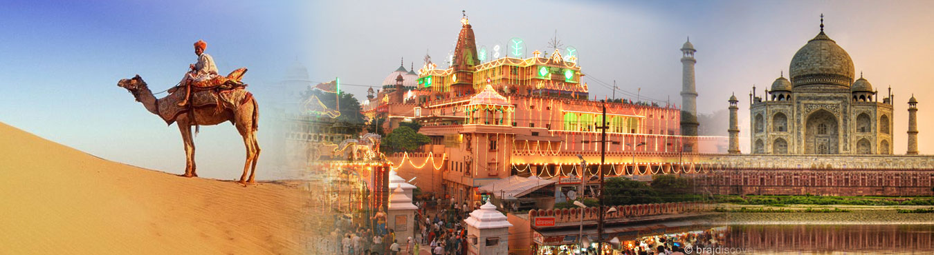 Golden Triangle with Mathura