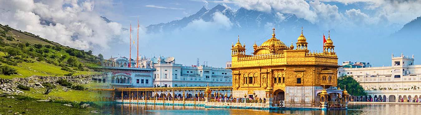 Himachal Amritsar Chandigarh