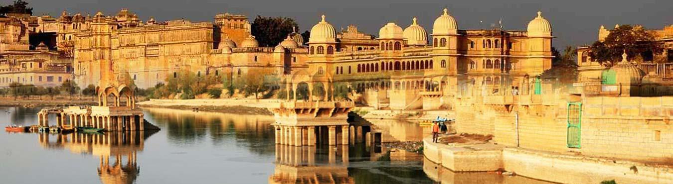 Jaisalmer Jodhpur Udaipur Package