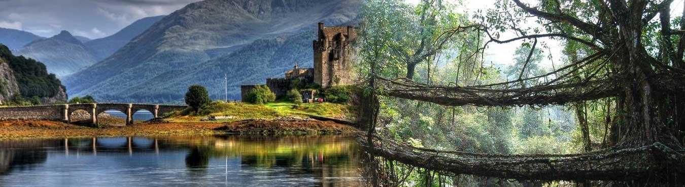 Scotland of East Meghalaya Package 2