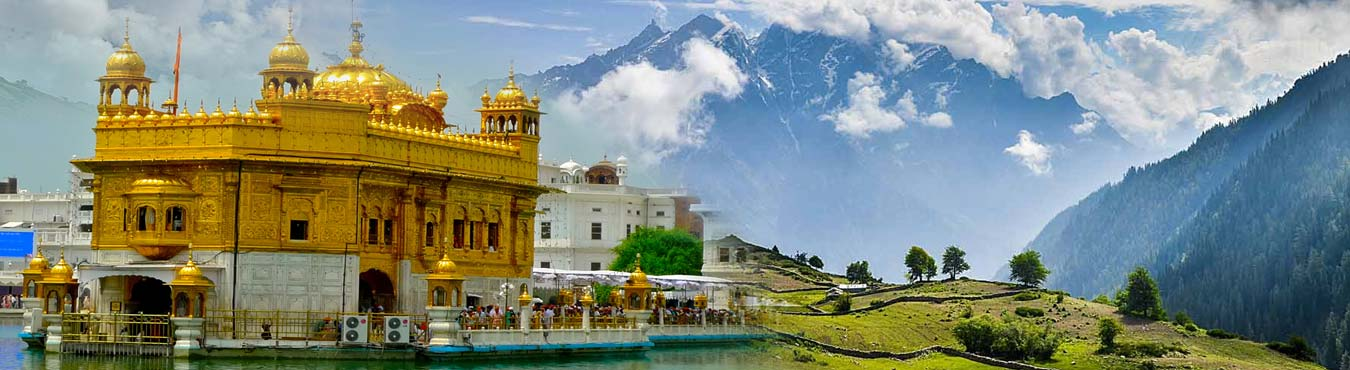 Short Escape to Himachal with Golden Temple